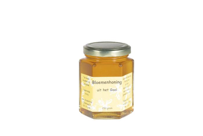 Bloemenhoning 250 gr