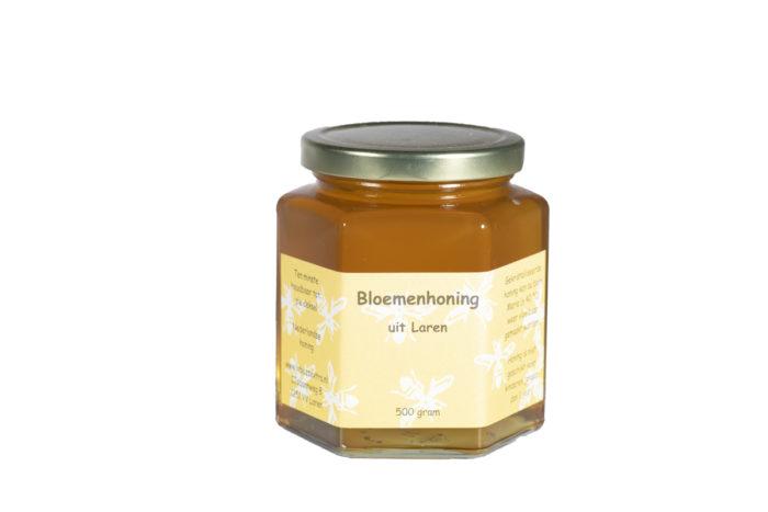 Bloemenhoning 500 gr